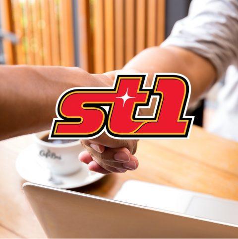 ST1 & Café Bar