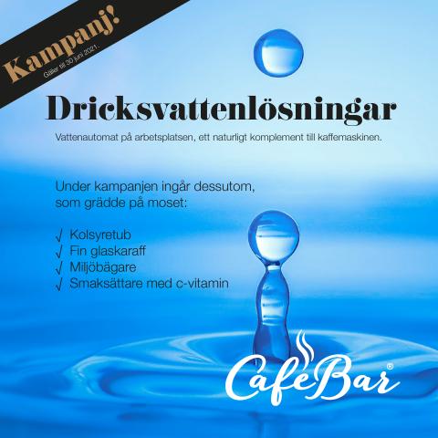 Dricksvattenlösning